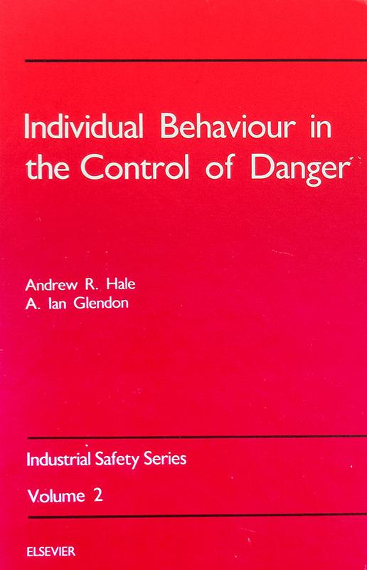 Individual Behaviour in the Control of Danger
