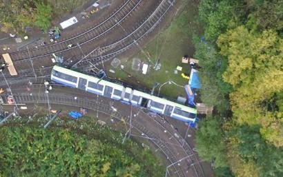 Croyden tram crash